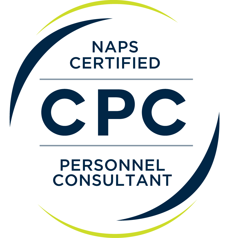 NAPS Certified CPC Personal Consultant logo