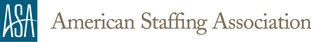 ASA, American Staffing Association logo